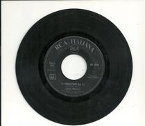 GIANNI  MORANDI--- DE VUOI USCIRE  ONA  DOMENICA SOLA  CON ME' -- IN GINOCCHIO DA TE'--- RCA ITALIANA-DA JUBOX - World Music