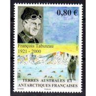 Timbre TAAF N°746 François Tabuteau - Non Classés