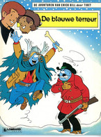 Chick Bill - De Blauwe Terreur  (1999) - Chick Bill