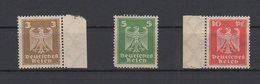 Deutsches Reich / Freimarken: Neuer Reichsadler / Michel 356-358 - Deutschland