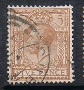 GRANDE BRETAGNE N°146 - Used Stamps