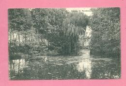 C.P. Marchienne-au-Pont   =  Château    :  Etang - Charleroi