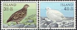 ICELAND #  FROM 1965 STAMPWORLD 389-90 - 1944-... Republik