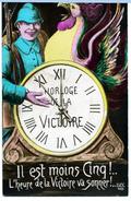 Militaria. L'horloge De La Victoire - Patriotiques