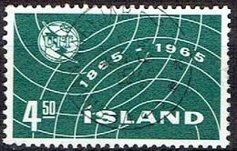 ICELAND #  FROM 1965 STAMPWORLD 391 - 1944-... Republik