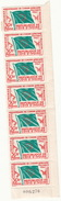 REPUBLIQUE DE COTE D'IVOIRE - BANDE 7 TIMBRES 30F ANNIVERSAIRE DE L'UNION AFRICAINE 8 SEPTEMBRE 1962 - 6090 - Collections (sans Albums)