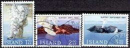 ICELAND #  FROM 1965 STAMPWORLD 393-95 - 1944-... Republik