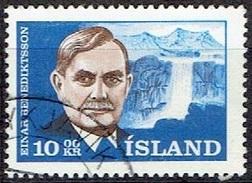 ICELAND #  FROM 1965 STAMPWORLD 398 - 1944-... Republik
