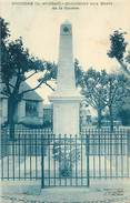 A-17-2182 : MONUMENT AUX MORTS DE LA GRANDE-GUERRE 1914-1918. COUDDES - France