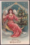 Engel Weihnachten Präge - Anges