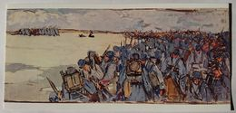 Carte Postale Panoramique De Méheut, L'exécution Capitale Arras 1915 - Histoire