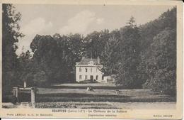 Eslettes - Le Château De La Ratière - Photo Lebouc - Altri Comuni