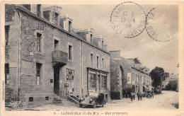 22 - COTES D' ARMOR / Langourla - Rue Principale - France