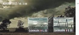 Denmark, AFA : DK 1691A, International Stam Exhibition NORDIA 2012, Roskilde.