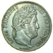 [NC] LOUIS PHILIPPE - 5 FRANCS 1834 - BORDEAUX (K) - Francia