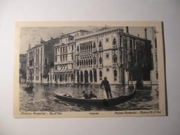 VENEZIA -  PALAZZO CONTARINI CA- D'ORO - Venezia