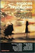 Autre Temps, Autres Mondes - Espaces Inhabitables, 2 (TBE) - Casterman
