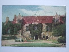 GB MAIDSTONE - OLD PALACE -  KENT 1909 TUCK`S SCHOOL ATTENDANCE POSTCARD - Altri