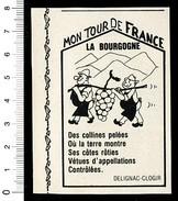 Humour Région Bourgogne Vin Vignes Vignerons Viticulture Récolte Vendanges Raisin AOC /  VP 198-PF-7 - Unclassified