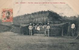 G33 - INDOCHINE - TONKIN - YEN-THÉ - Cases Abris Définitifs De Nos Troupiers à Motrang - Vietnam