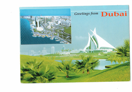 Cpm - DUBAI - United Arab Emirates - N°257 - Awni - Creek Golf & Yacht Club - Dubai