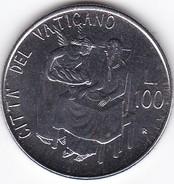 CITTA DEL VATICANO LIRE 100 GIOVANNI PAOLO II  ANNO 1981  Spl - Vatican
