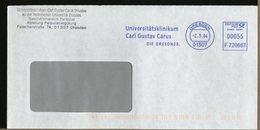 GERMANY - EMA MEDICAL -  DRESDEN  UNIVERSITAT KLINIKUM  -  CARL GUSTAV CARUS - Salute