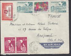 VIET-NAM - 1960 - Enveloppe De Saigon à Destination De Montfermeil - FR - B/TB - - Vietnam