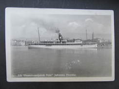 AK JADRANSKA PLOVIDBA Petar Schiff Ca.1930 //  D*22237 - Croazia