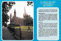 BENDIGO - Sacred Heart Cathedral - Bendigo