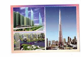 Cpm - Tomorrow's DUBAI - Tramway - United Arab Emirates - Fifiya TRDG Est N°378 - Dubai