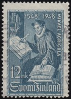 FINLAND - Scott #277 Statue Of Mikael Agricola / Used Stamp - Finland