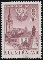 FINLAND - Scott #286 Town Of Raahe, 300th Anniv. / Used Stamp - Finland