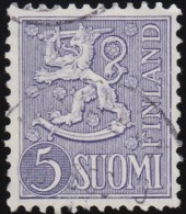 FINLAND - Scott #315 Coat Of Arms (*) / Used Stamp - Finland