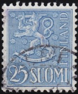 FINLAND - Scott #321 Coat Of Arms (*) / Used Stamp - Finland