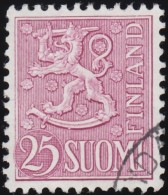 FINLAND - Scott #322 Coat Of Arms (*) / Used Stamp - Finland
