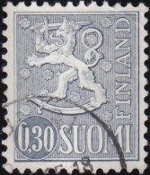 FINLAND - Scott #404A Coat Of Arms (*) / Used Stamp - Finland