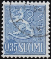 FINLAND - Scott #405 Coat Of Arms (*) / Used Stamp - Finland