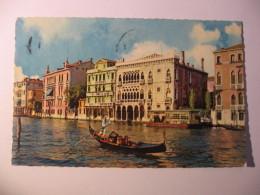 VENEZIA -  VENEZIA CA' D'ORO - Venezia