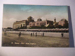 VENEZIA -  LIDO HOTEL EXCELSIOR  ANIMATA - Venezia