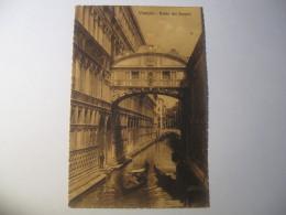 VENEZIA -  PONTE DEI SOSPIRI ANIMATA - Venezia