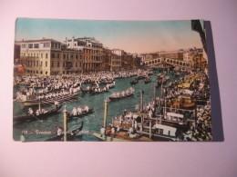 VENEZIA -  REGATA STORICA - Venezia