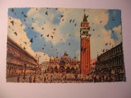 VENEZIA -  PIAZZA SAN MARCO - Venezia