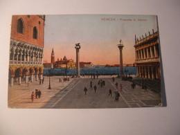 VENEZIA -  PIAZZETTA SAN MARCO - Venezia
