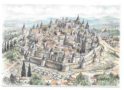 11 - CARCASSONNE - La Cité - Ed. Barré & Dayez BD N° 2082 G - Carcassonne