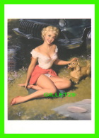 PIN-UPS, FEMMES - BILL MEDCALF, CIRCA 1952 - BENEDIKT TASCHEN, COLOGNE, AL. - - Pin-Ups