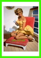PIN-UPS, FEMMES - HADDON SUNDBLOM, SEE WORTHY, 1958 - BENEDIKT TASCHEN, COLOGNE, AL. - - Pin-Ups