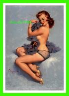 PIN-UPS, FEMMES - GIL ELVGREN, ROXANNE, 1960 - BROWN & BIGELOW INC - BENEDIKT TASCHEN, COLOGNE, AL. - - Pin-Ups