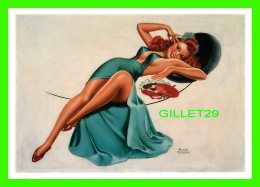 PIN-UPS, FEMMES - PETER DRIBEN, 1942 - STAG MAGAZINE  - BENEDIKT TASCHEN, COLOGNE, AL. - - Pin-Ups