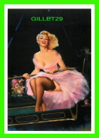 PIN-UPS, FEMMES - ED RUNCI, SKIRTING THE RIDE, 1950 - BENEDIKT TASCHEN, COLOGNE, AL. - - Pin-Ups